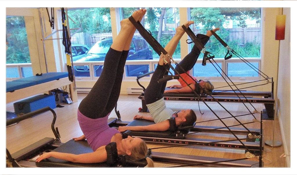 Allegro Reformer Pilates Class