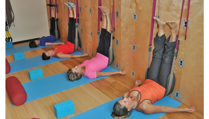 Yoga Wall classes